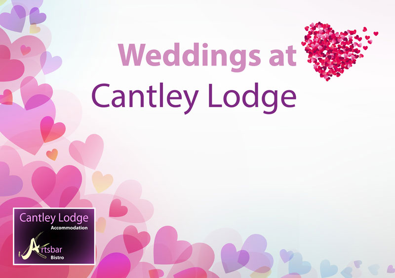 Cantley Lodge Wedding Brochure