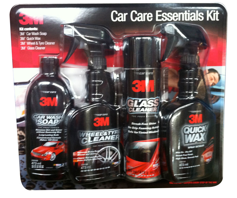 3M Car Care Products for Costco