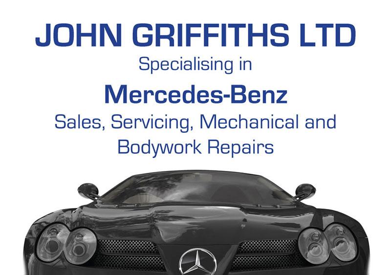 John Griffiths Leaflet