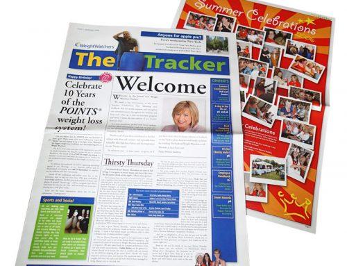 WeightWatchers 'Tracker' Magazine