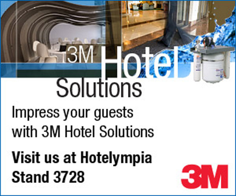 3M Hotelympia Web Banners
