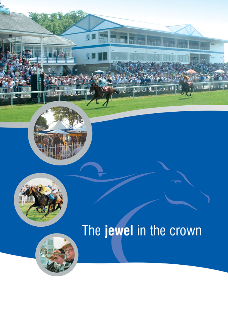 Windsor Racecourse Rebrand